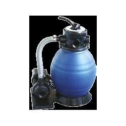Monobloc Dpool con Filtro 300 y bomba 4 m3/h