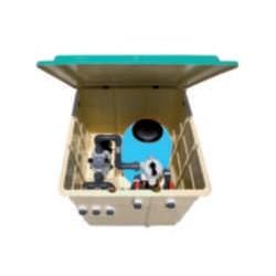 contenedores con filtro artik