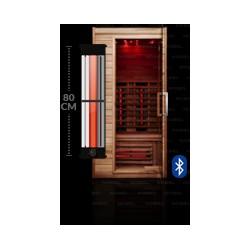 Nobel Sauna 90   -   90 x 90 x 200