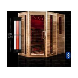 Nobel Sauna 210L   -   210 x 140 x 200