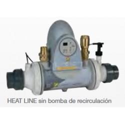 Heat line - sin bomba de recirculación