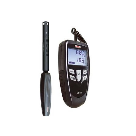 Medidor de CO2 AQ100