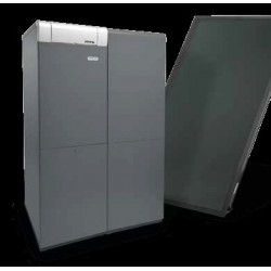 Caldera Condensación Solar-Gasoleo MCF SOLAR 30 HDX 1l. con Kit SRX2 DOMUSA