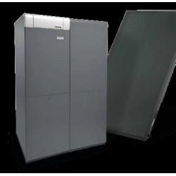 Caldera Condensación Solar-Gasoleo MCF SOLAR 30 HDX Plus1l. con Kit SRX2 DOMUSA