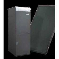 Caldera Solar-Gasóleo Sirena SOLAR 30 HFD Plus L con Kit SRX2 DOMUSA