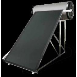 Conjunto solar Termosifón DS-Compact inox. 1.150 NP Terraza o Cubierta DOMUSA