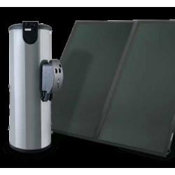 Conjunto Solar Circulación Forzada Doble Intercambiador DS-Pack DUO 300 2 C DOMUSA