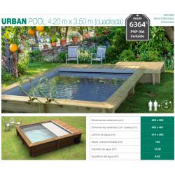 Urban Pool 420 cm x 350 cm