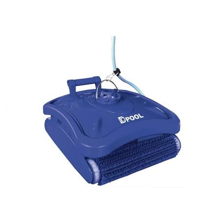 Robot limpiafondos el ctrico dpool todopiscinasycalefacci n for Robot limpiafondos para piscinas