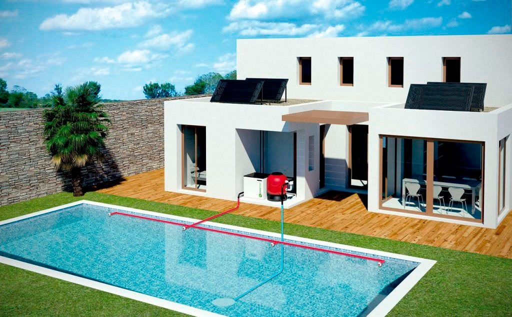Bombas de calor para piscina mejores precios for Bombas autoaspirantes para piscinas